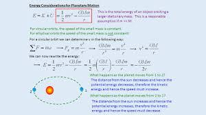 2 energy considerations