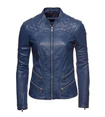 brand new genuine soft lambskin leather jacket for women s designer wear wuk511 b076h6tl9r