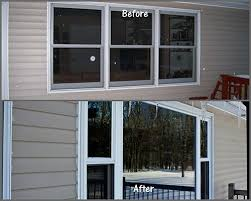 window replacement before and after. Perfect Before Replacement Window Installation Before Then After Windows Top Is 3 DH  Bottom2 Small W On Window Replacement Before And I