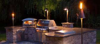 How The Placement Of The Lights That Is Ideal On The Outdoor - Outdoor kitchen lighting ideas