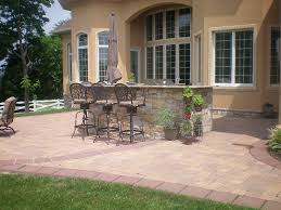 simple paver patio. Simple, Yet Applicable Solution For Paver Patio Ideas \u2014 Mistikcamping Home Design Simple S