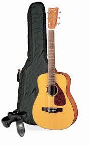 yamaha jr1. yamaha jr1 3/4 acoustic guitar with bag and strap jr1 w