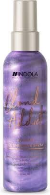 12 отзывов на <b>Indola Спрей Blond</b> Addict для холодных оттенков ...