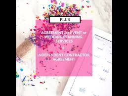 Event Planning Services Agreement How To Protect Yourself With Event Contracts Event