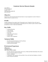 Customer Service Sample Resume call center resume objective examples Alannoscrapleftbehindco 52