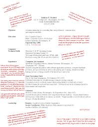 Undergraduate Research Resume Free Resume Example And Writing
