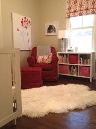 nursery sheepskin rug from costco