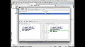 database tools database tools and sql support in intellij idea youtube