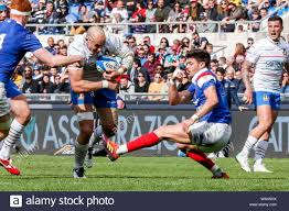 Sergio Parisse during ITALIA vs FRANCIA - 6 Nazioni 2019, Roma, Italy, 16  Mar 2019, Rugby Nazionale Italiana di Rugby Stock Photo - Alamy