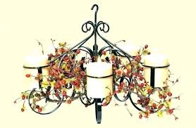 full size of hanging candle chandelier non electric uk outdoor chandeliers votive fireplace adorable real marvellous