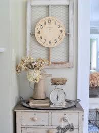 Old Window Frame Decor The Beauty Of Vintage Farmhouse Windows Our Homes Magazine