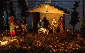 Beautiful Nativity Scene Christmas ...