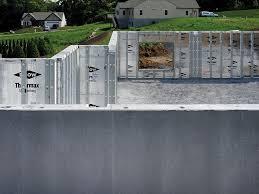 engineered precast concrete walls