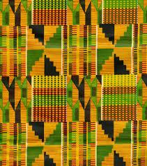 ethnic cloth fabric african kente