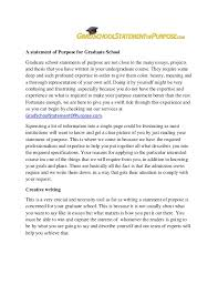 Example Statement Of Purpose For Graduate School Physics