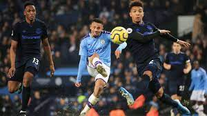 Manchester City vs. Everton - Football Match Report - January 1, 2020 - ESPN
