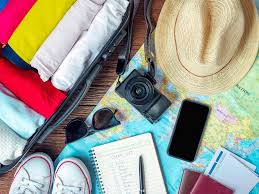 Packing For Vacation Lists The Only Travel Packing Checklist Youll Ever Need