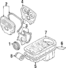 com acirc reg kia sportage engine oem parts 1996 kia sportage ex l4 2 0 liter gas engine parts