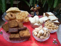 ANGLO-INDIAN FOOD : Christmas sweets | Indian food recipes, Food, Christmas  sweets