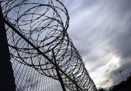 barbed wire fence prison. DURHAM Barbed Wire Fence Prison I