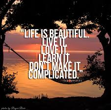 Life Is Beautiful Quotes Enchanting Life Is Beautiful Quote