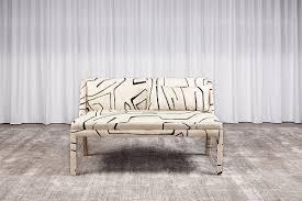 Carmen MKII Bench – Arthur G Furniture