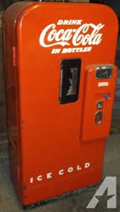 Old Soda Vending Machines Cool Coke Vending Machine Classifieds Buy Sell Coke Vending Machine