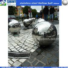Stainless Steel Decorative Balls 100mm Stainless Steel Gazing Ball 100mm Stainless Steel Gazing 39