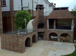 Pizza Oven Outdoor Kitchen Outdoor Pizza Oven Plans Fireplace Backyard Design Pinterest