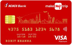 Icici Bank Icici Bank Ties Up With Makemytrip To Launch A
