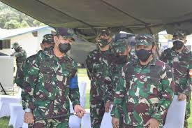 Maybe you would like to learn more about one of these? Dandim 0204 Ds Sambut Pangdam Pada Penutupan Latihan Pratugas Satgas Pamrahwan Metro Online