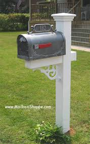 Decorative Mail Boxes mailbox post without the swirlies Products I Love Pinterest 30