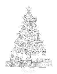 Christmas coloring sheets are fun, but they also help kids develop many important skills. 100 Best Christmas Coloring Pages Free Printable Pdfs