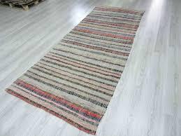 rag runner rug inspiring striped runner rug vintage striped colorful rag runner rug swedish rag rug rag runner rug