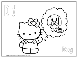 Small Picture Free Hello Kitty Coloring Pages