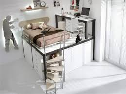 Cool Teen Loft Beds Girl Bedrooms Fafb