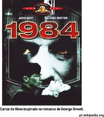 George Orwell s dystopian society may have instilled me with fear and  paranoia  but      is InsuporT  vio