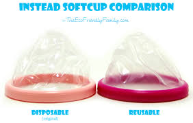 Menstrual Cup Softcup Menstrual Cup Review