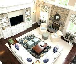 furniture arrangement living room. Small Family Room Furniture Layout Living Beach With Bookshelves Arrangement