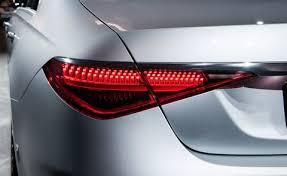 According to mercedes, the new digital light system displays one million pixels per headlamp. New Mercedes S Class Design Analog Era Luxury Meets Modern Tech