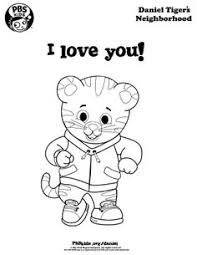 Small Picture daniel tiger coloring pages Daniel Tiger coloring page Coloring