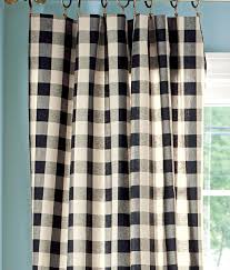 Plaid Curtains For Living Room Traditional Curtains Traditional Window Treatments Classic