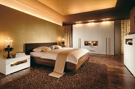 Bedroom Design Ideas for Couples   Bedroom Designs: Luxury Brown Bedroom  Design Ideas For Couples