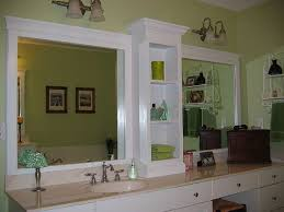 Bathroom wall mirrors Lighted Oak Framed Bathroom Mirrors White Framed Bathroom Wall Mirror Large Square Bathroom Mirror Starchild Chocolate Bathroom Oak Framed Bathroom Mirrors White Framed Bathroom Wall