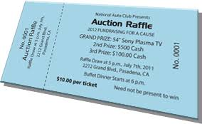Top 10 Fundraising Ideas Using Tickets Best Ticket Printing