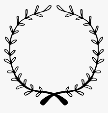 | view 1,000 christmas garland illustration, images and graphics from +50,000 possibilities. Easy Flower Wreath Drawing Clipart Png Download Floral Wreath Svg Free Transparent Png Kindpng
