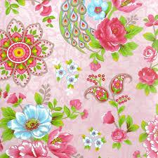 Bolcom Eijffinger Pip Studio Behang Flowers In The Mix Licht Roze