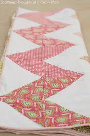 Chevron Quilt (the easy way | Chevron quilt, Patchwork and Craft & Chevron Quilt (the easy way Adamdwight.com