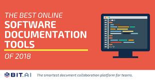 Software Documantation The Best Online Software Documentation Tools Of 2018 Bit Blog