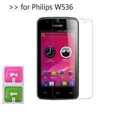 2PCS For Philips W536 Ultra Clear Nano ...